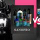 NanoPro vs Chemical Guys vs Adams